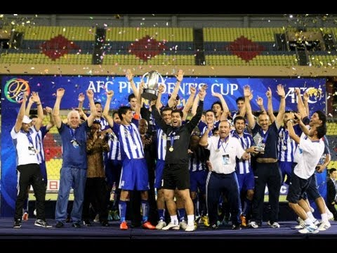 Balkan (TKM) 1-0 KRL Football Club (PAK): Balkan of Turkmenistan became the champions of the AFC President's Cup 2013 as they scored in the dying moments of ...