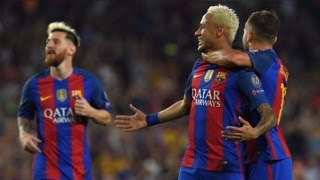 FC Barcelona vs Celtic 7-0 GOLES RESUMEN All Goals & Highlights Champions League 2016