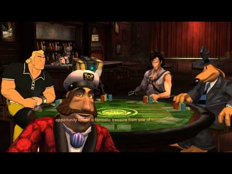 Poker Night 2: Table Conversations - Part 1