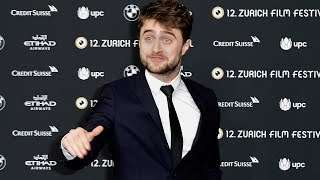 Daniel Radcliffe Rushes To Help Tourist After They Get MUGGED