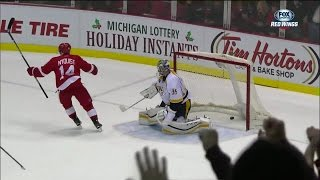 Red Wings Comeback Win vs Nsh  - 12/5/15
