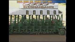 Copa Dama del Caribe 2002 - Lala G. (PAN)