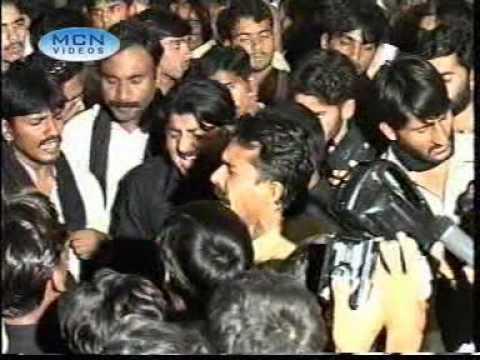 Haji Iqbal Nasir Noha Kufy Dy Sadar Bazar Dy Wich video