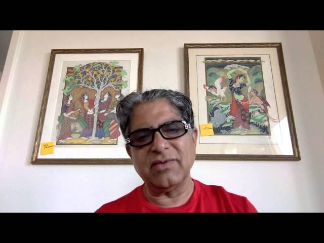 My Medical Practice - Deepak Chopra