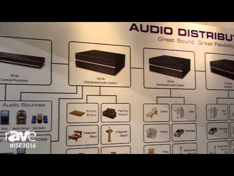 ISE 2016: RTI Details Audio Distribution Product Line