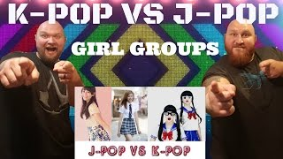 Download Lagu KPOP VS JPOP REACTION VIDEO [GIRL GROUPS] Gratis STAFABAND