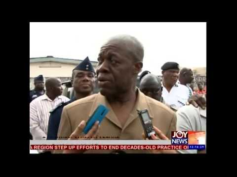 Waste Management in Accra  - Joy News Today (5-8-14)