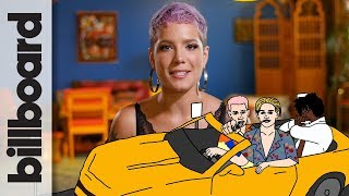 Download Lagu How Halsey Created 'Bad At Love' | Billboard | How It Went Down Gratis STAFABAND