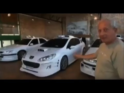 Reportage Peugeot 407 Taxi 4