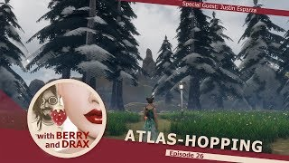 Atlas-Hopping in Sansar with Berry & Drax - Episode 26 - February 17th 2018 @ 11am PST