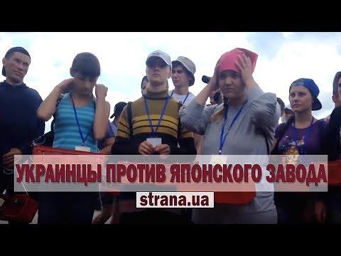 Безработные украинцы отказались работать на японцев | Страна.ua