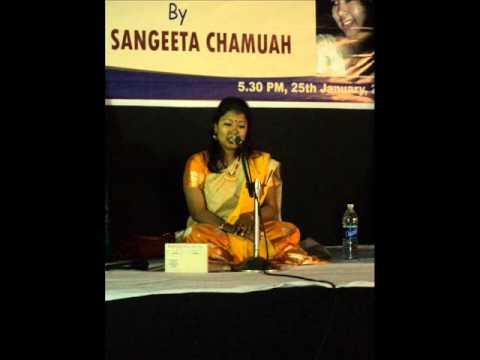 Kamrupee Lokogeet ( o hei Ki Diya Pujim) and Marathi Natya Sangeet...