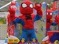 Spiderman sin muñecas