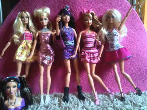 Barbie Fashionista Dolls Commercial My BARBIE Fashionista Swappin