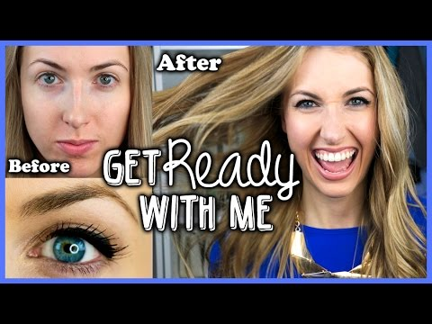Get Ready with Me || Drugstore Edition!