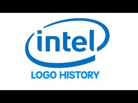 Intel Logo History 50