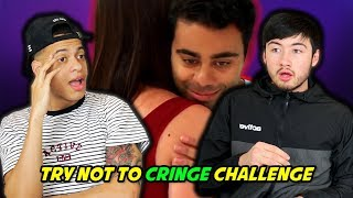 TRY NOT TO CRINGE CHALLENGE