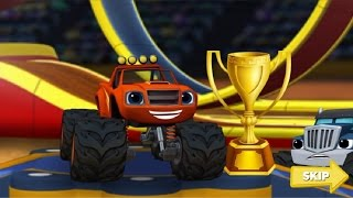 Blaze and the Monster Machines Games Kids Games TV