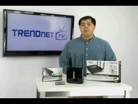 TRENDnet DIY: Building a Wireless N Network (802.11n)