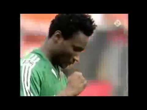 John Obi Mikel - Nigerian Super Eagle