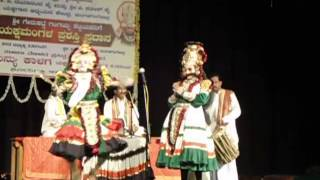 Best YAKSHAGANA- ABHIMANYU KALAGA By Sri Kateel Mela-Patla Satish Shetty & Select Artists