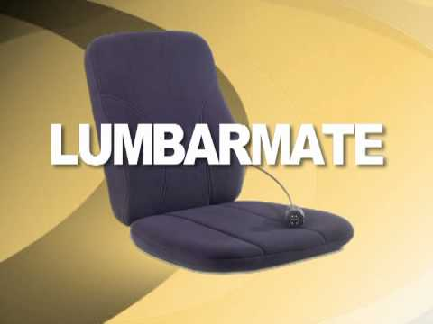 Spinerelaxer Adjustable Lumbar Support Car Seat Cover