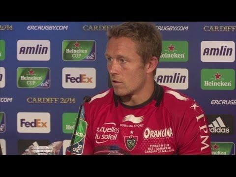 Wilkinson savours second Heineken Cup title [AMBIENT]