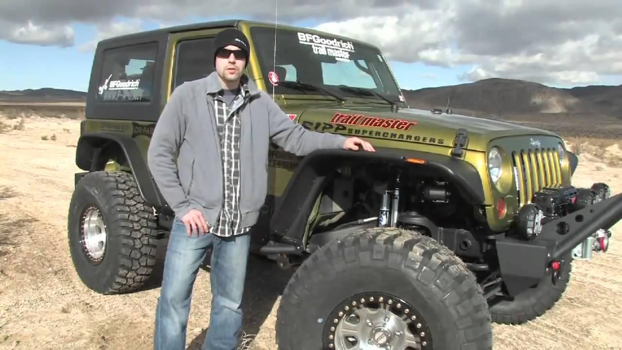 Performance Automotive Group S Project Jk Youtube