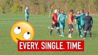IT'S ALWAYS HEATED VERSUS THESE LOT | Brotherhood's Sunday League Football