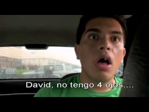 David despues de las drogas parodia (David despues del dentista) subtitulos espa