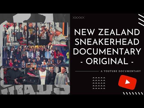 NZ Sneakerheads Documentary
