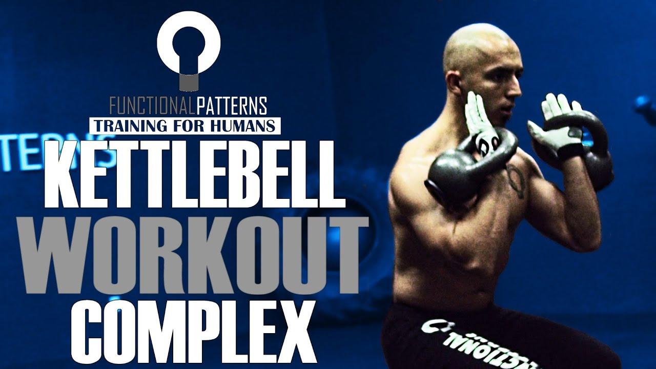 Kettle bell fat loss training