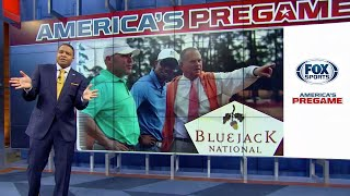 Fox Sports coverage of Bluejack National