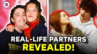 Stranger Things Cast: Real-life Partners Revealed | ⭐OSSA