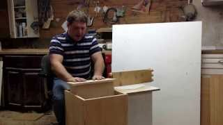 Building Floating Router mortise and tenon machine 2 Feb 21, 2014