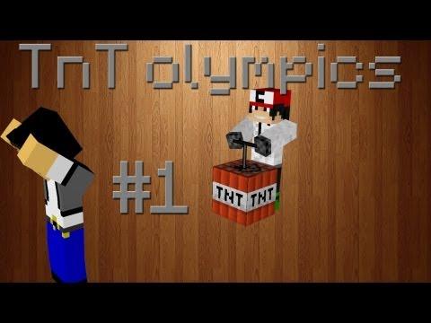 Minecraft The TNT Olympic's Part 1 (Dutch)