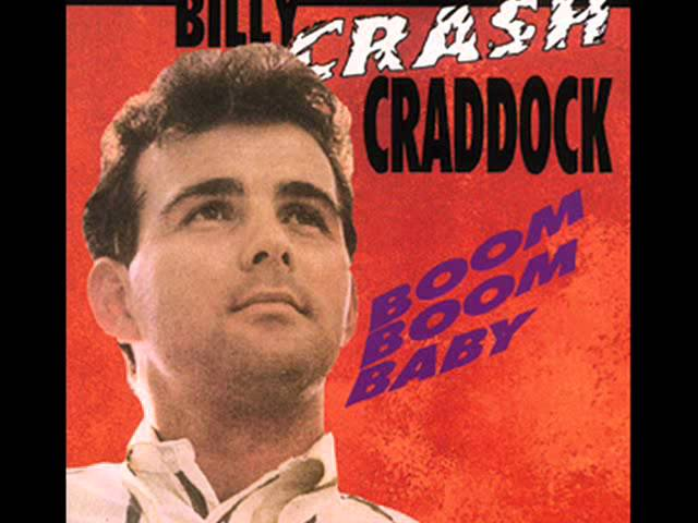 Billy Craddock - Blabbermouth