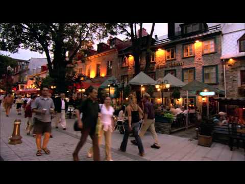 Québec City in Summer - Urban Lifestyle and Culture