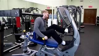 растяжка мышц 1часть