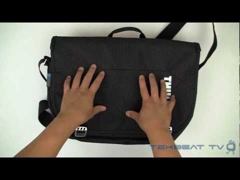 Thule 12 Liter Messenger Bag Review