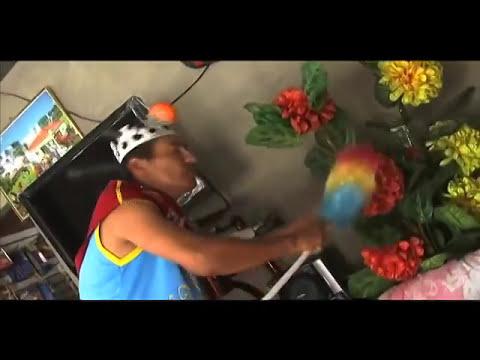 Ecuador insólito - Hombre mandarina