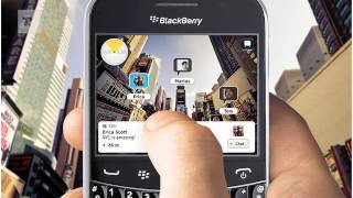 BlackBerry 10 OS preview