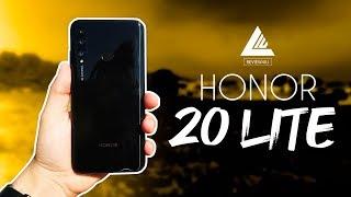 🚨 Honor 20 lite Review 🚨: ¿Un  Huawei más barato?