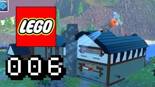 BEAM ME UP !! - Let's Play Lego Worlds Gameplay #006 [Deutsch] [HD+]