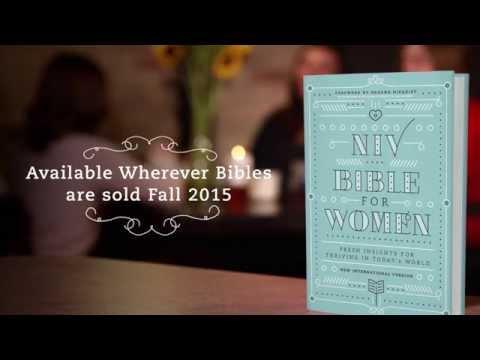 NIV Bible for Women