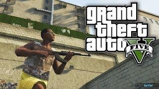 GTA 5 Online Let's Play (Part 2) - METH MISSION FAIL! - Beach Bum DLC (GTA V Online)
