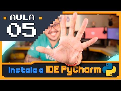 Curso Python #05 - Instalando o PyCharm e o QPython3