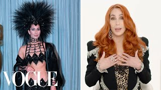 Cher Breaks Down 22 Looks From 1965 to Now | Vogue