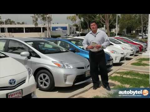 Top 10 Hybrid Cars Video Review - Autobytel's Best Hybrids in America