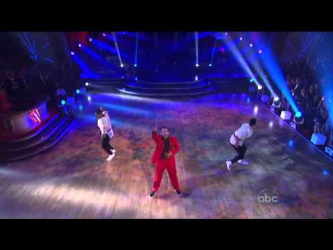 Chris Brown - Yeah 3x Dancing With The Stars (hd) video